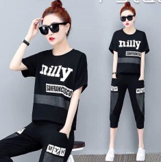 Bộ thể thao lửng Nilly - A6303